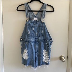 ASOS overalls